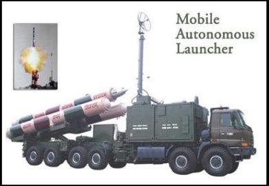 Mobile Autonomous Launcher