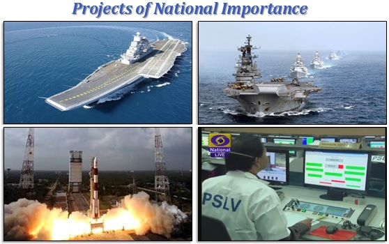 Projects of National Importance